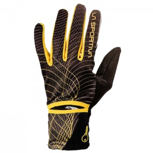 TRAIL GLOVES BLACK/YELLOW