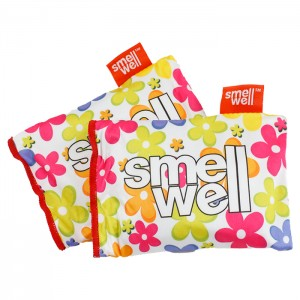 SMELL WELL FLOWER POWER