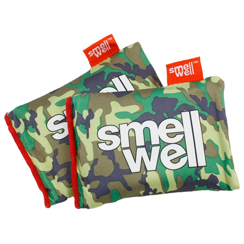 SMELL WELL GREEN CAMO