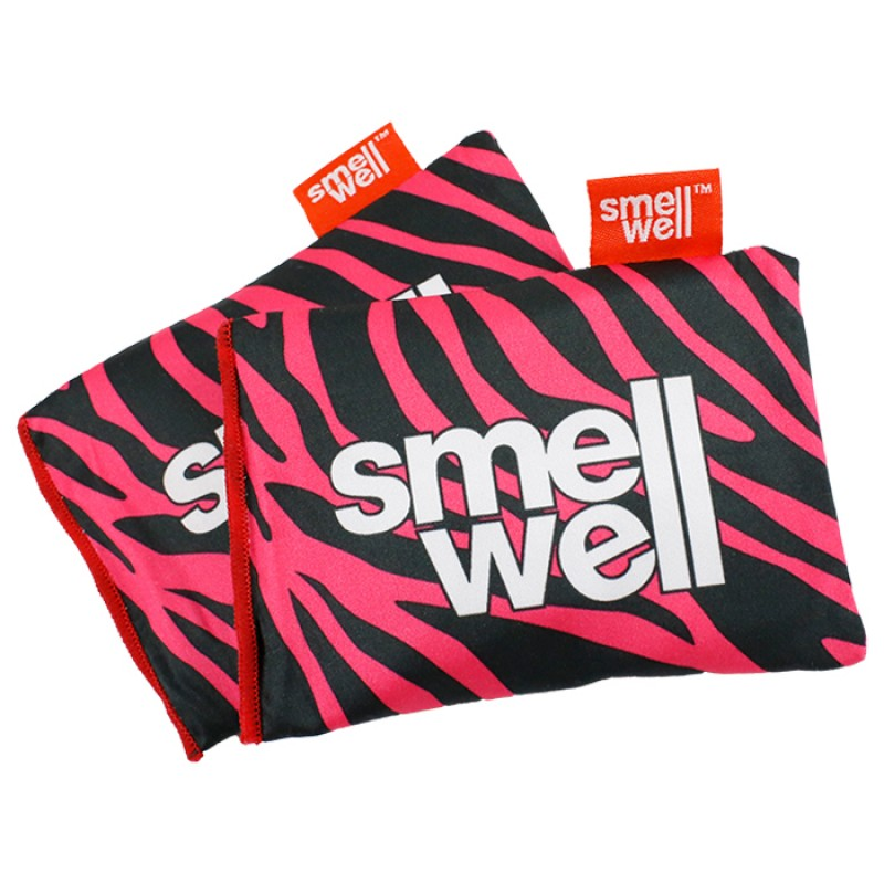 SMELL WELL PINK ZEBRA