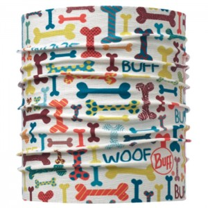 DOG BUFF NECKWEAR WOOF MULTI