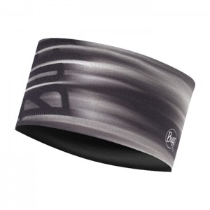 HEADBAND EFFECT LOGO GREY