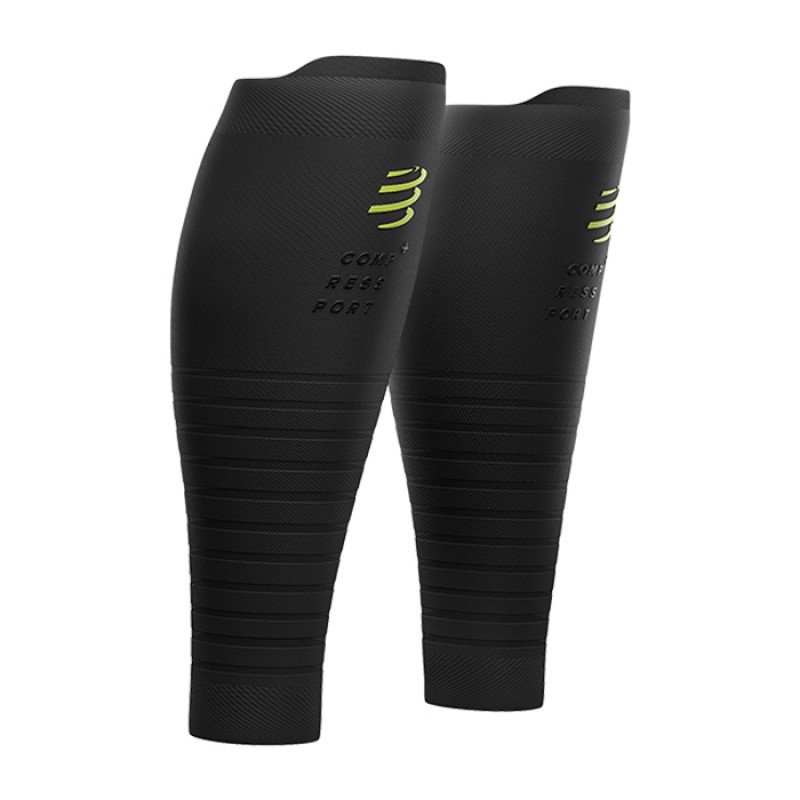 CALF SLEEVES R2 OXYGEN BLACK EDITION 2019