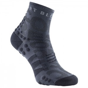 SOCKS RACING SOCKS V3.0 RUN HIGH BLACK EDITION 202...