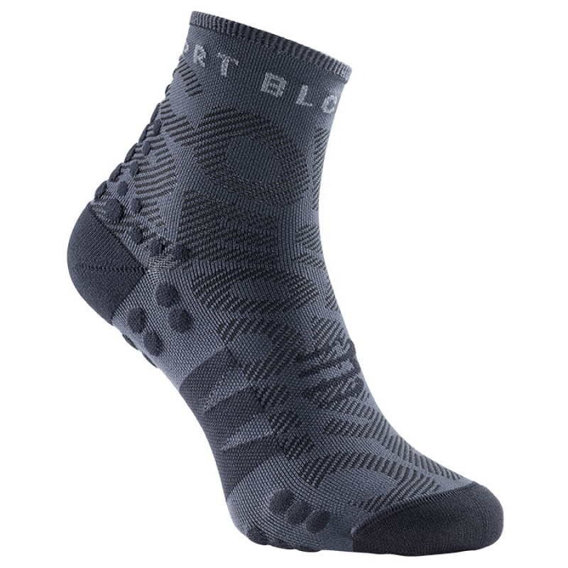SOCKS RACING SOCKS V3.0 RUN HIGH BLACK EDITION 2020