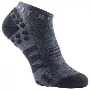 SOCKS RACING SOCKS V3.0 RUN LOW BLACK EDITION 2020