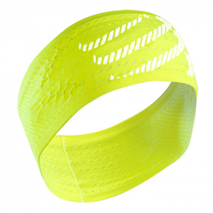 HEADBAND ON/OFF FLUO AMARELO