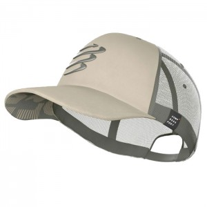 TRUCKER CAP DUSTY OLIVE