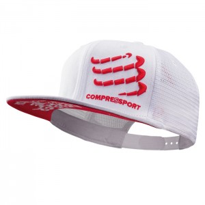 TRUCKER CAP WHITE