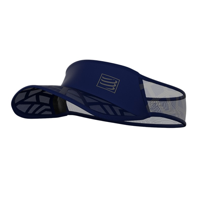 SPIDERWEB ULTRALIGHT VISOR DARK BLUE