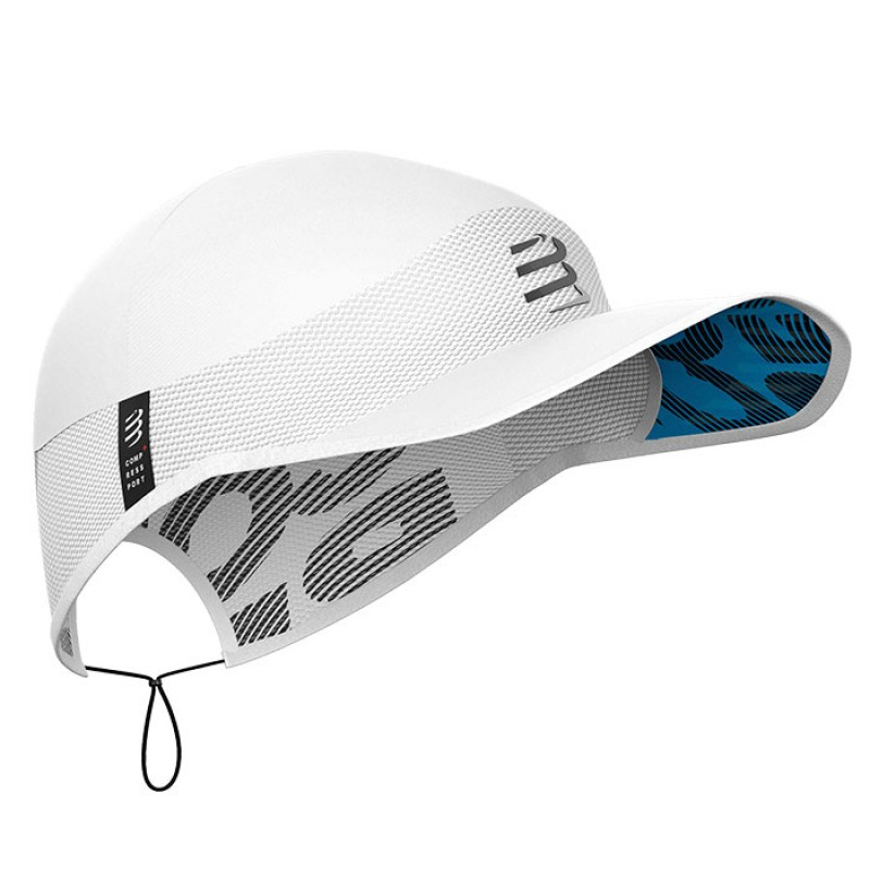 PRO RACING CAP WHITE
