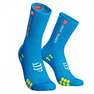 SOCKS RACING SOCKS V3.0 BIKE BLUE ICE