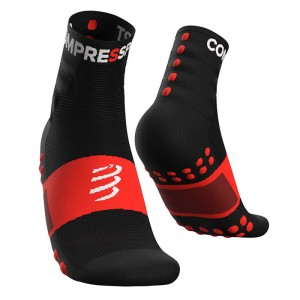 TRAINING SOCKS 2-PACK BLACK
