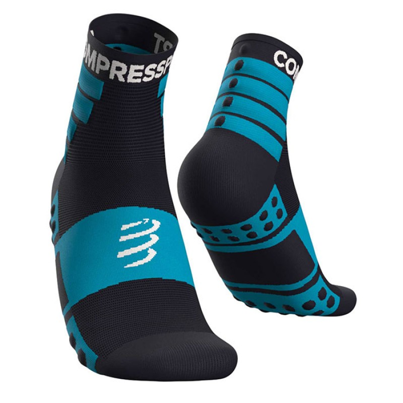 TRAINING SOCKS 2-PACK BLUE