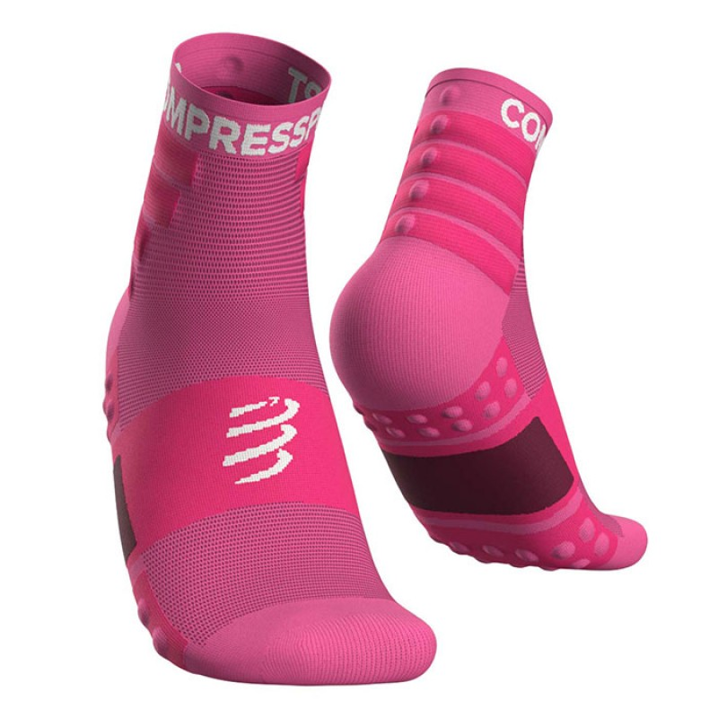 TRAINING SOCKS 2-PACK PINK