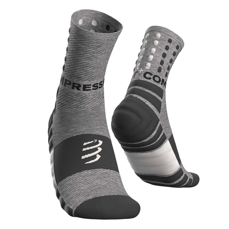 SHOCK ABSORB SOCKS GREY