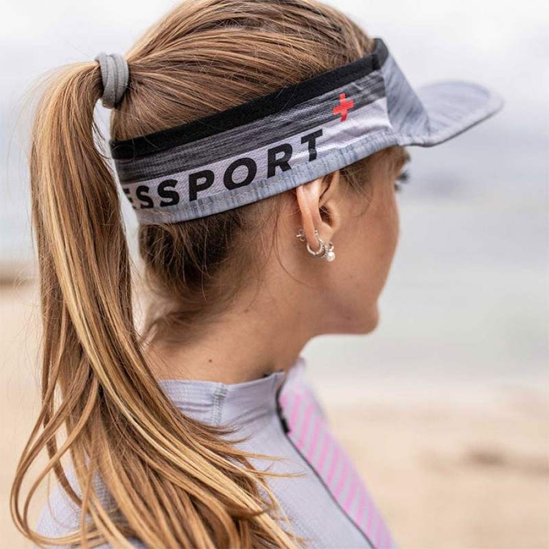 VISOR ULTRALIGHT GREY