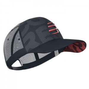 TRUCKER CAP ECLIPSE CORAL