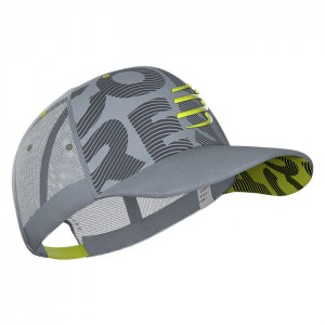 TRUCKER CAP TRADE WIND/LIME