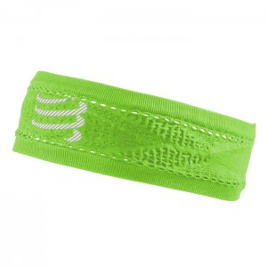 HEADBAND THIN ON/OFF FLUO GREEN