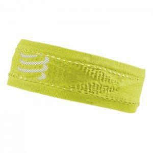 THIN HEADBAND ON/OFF FLUO YELLOW