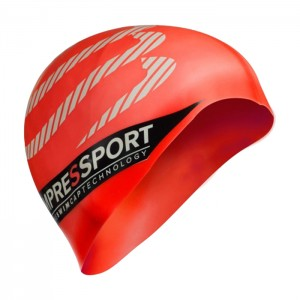 SWIMMING CAP RED