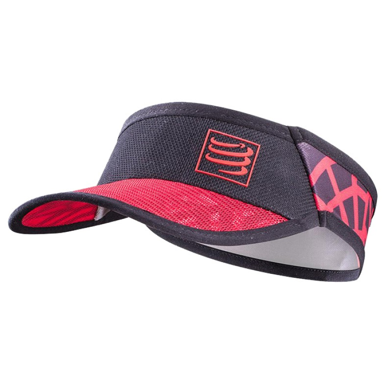 SPIDERWEB ULTRALIGHT VISOR BLACK