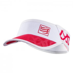 SPIDERWEB ULTRALIGHT VISOR RED