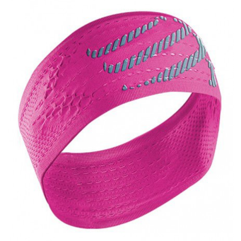 HEADBAND ON/OFF FLUO ROSA