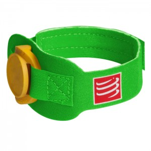 TIMING CHIP STRAP GREEN