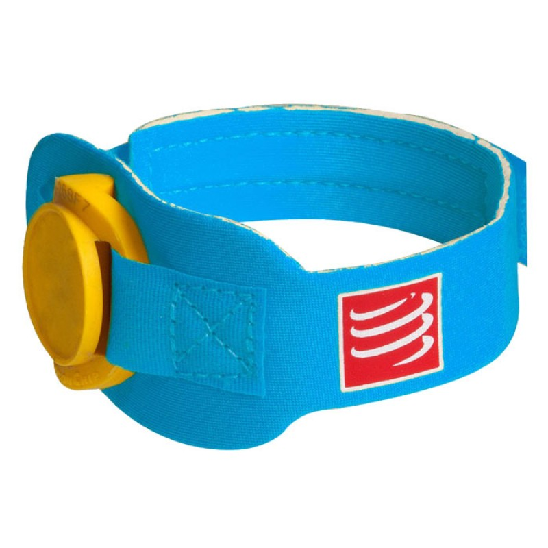 TIMING CHIP STRAP ICE BLUE