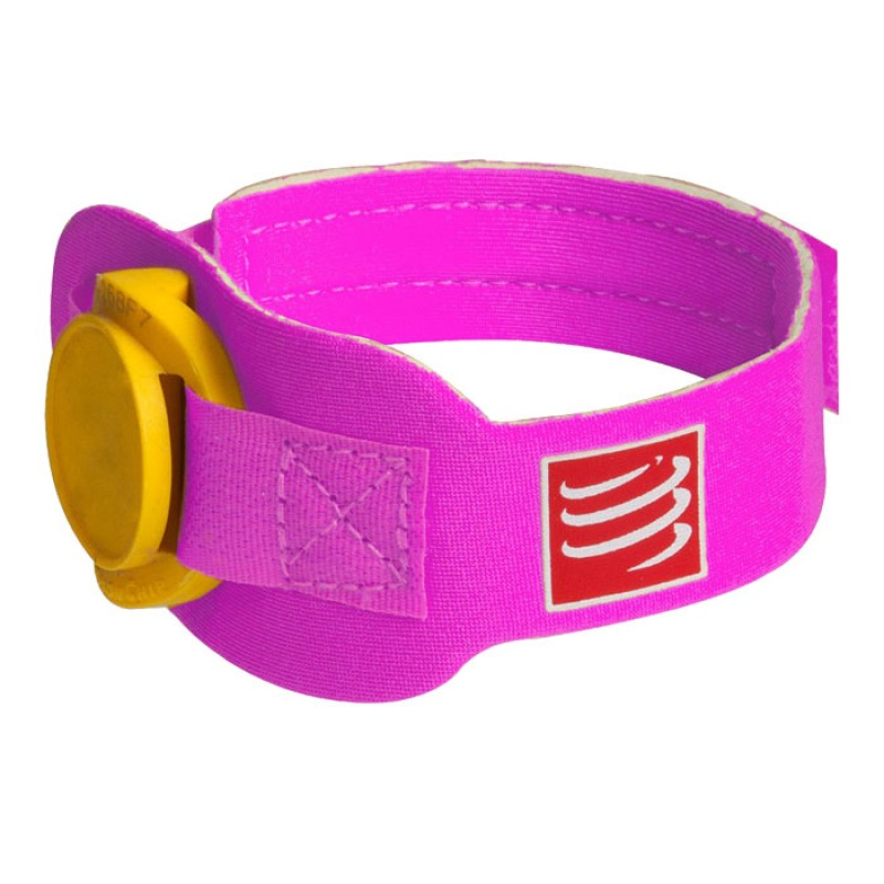 TIMING CHIP STRAP PINK