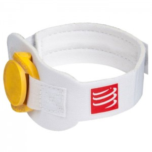 TIMING CHIP STRAP WHITE