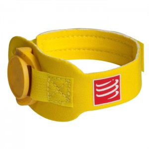 TIMING CHIP STRAP YELLOW