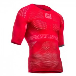 ON/OFF MULTISPORT SHIRT SS RED