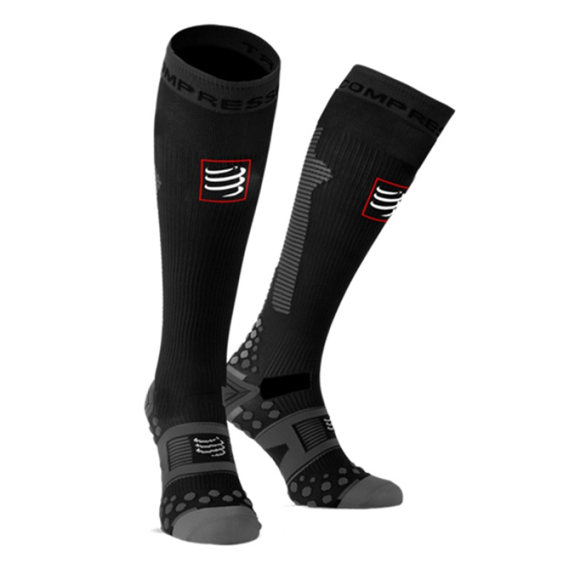 FULL SOCKS DETOX RECOVERY IRONMAN MDOT BLACK