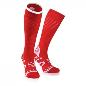 FULL SOCKS ULTRALIGHT RACING IRONMAN RED