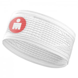HEADBAND ON/OFF BRANCO IRONMAN 17