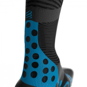 FULL SOCKS ULTRALIGHT RACING BLACK