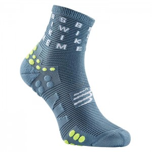 MEIAS RACING SOCKS V3.0 RUN HI - SWIMBIKERUN 2020