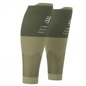 CALF SLEEVE R2 V2 DUSTY OLIVE
