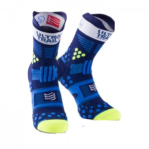 MEIAS PRO RACING SOCKS ULTRA-TRAIL UTMB