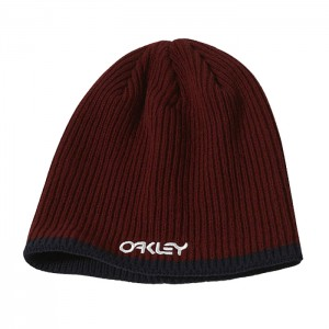 FACTORY FLIP BEANIE IRON RED