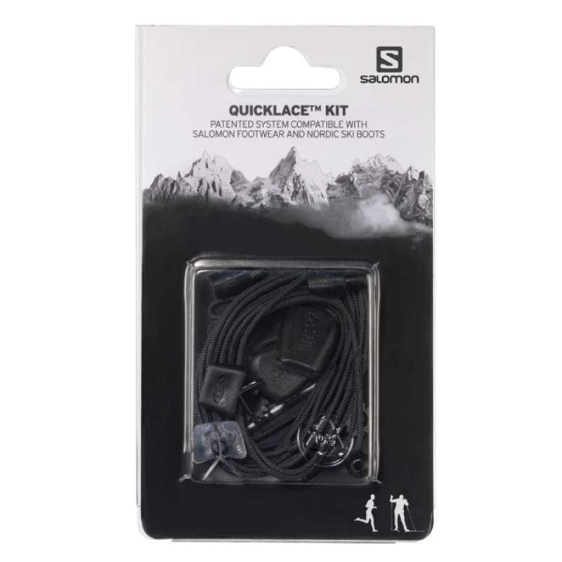 QUICKLACE KIT BLACK