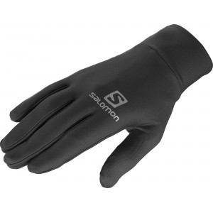 AGILE WARM GLOVE U BLACK