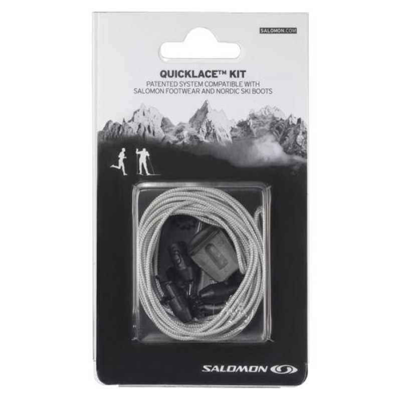 QUICKLACE KIT GREY