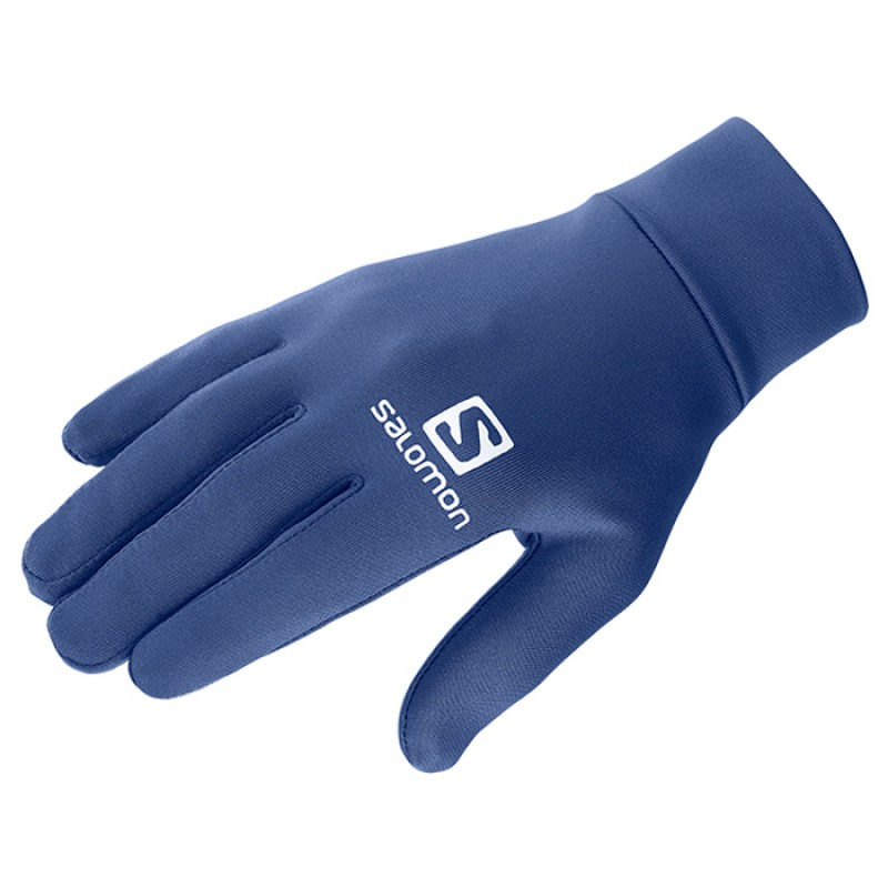 AGILE WARM GLOVE U MEDIEVAL BLUE
