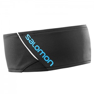 RS HEADBAND BLACK/BLACK/TRANSCE