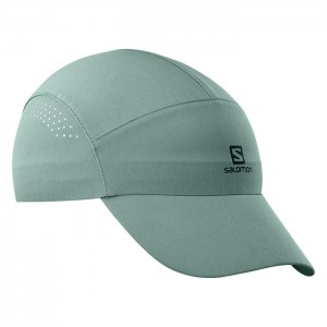 SOFTSHELL CAP BALSAM GREEN