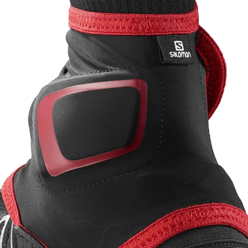 TRAIL GAITERS HIGH BLK